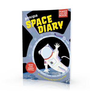 Single Book Space Diary x 30 books