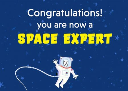 Lucy Hawking Space Expert