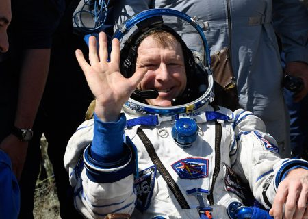 Tim Peake Space Diary