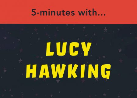 Lucy Hawking author of Principia Space Diary