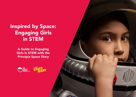 Principia space diary free guide to girls in STEM