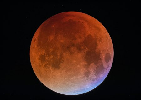 super blue blood moon space diary nasa